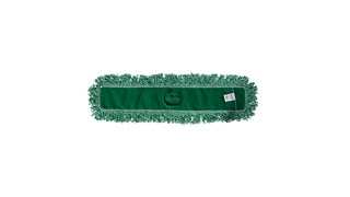 "Microfiber Loop Dust Mop 36"" features the cleaning power of microfiber combined with famous high-quality Rubbermaid construction."