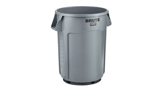 The BRUTE® Anchor secures BRUTE containers to dirt, sand, and grass surfaces for a lifetime of use. The structural foam base fits any 20, 32, 44, and 55-gallon BRUTE container and is guaranteed to never fade, rust, chip, dent or peel.