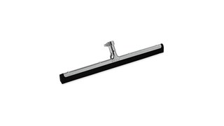 "Standard, 18"", dual moss, floor squeegee.  Accepts tapered handle. Handle not included."