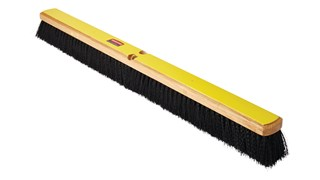 """Medium Floor Sweep 36"""" FG9B1200 is a push broom designed to round up heavier dirt from multiple floor surfaces."""
