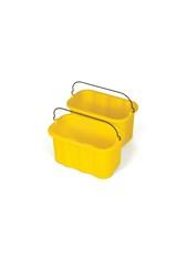 10-Quart Heavy-Duty Caddy, Yellow