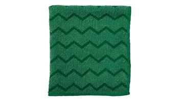 "HYGEN™ 16"" X 16"" Microfiber Cloth, 6 Pack, Green"