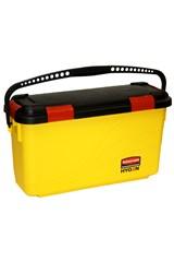 HYGEN™ Microfiber Charging Bucket, Yellow