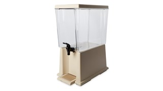 Beverage Dispenser, 5 Gal./18.9 L cap.