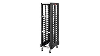Food Pan End Loader Racks for Full Size Insert Pans