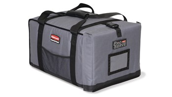 Proserve® Insulated End-Load Full-Pan Carrier Gray Small