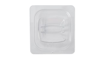 1/6 Size Cold Pan Cover w/ Peg Hole