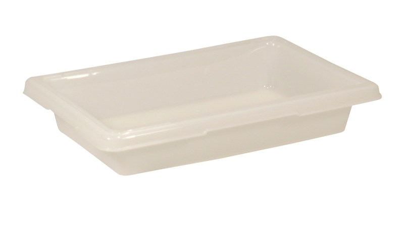 The Rubbermaid Commercial Food Tote Box helps reduce food spoilage costs.