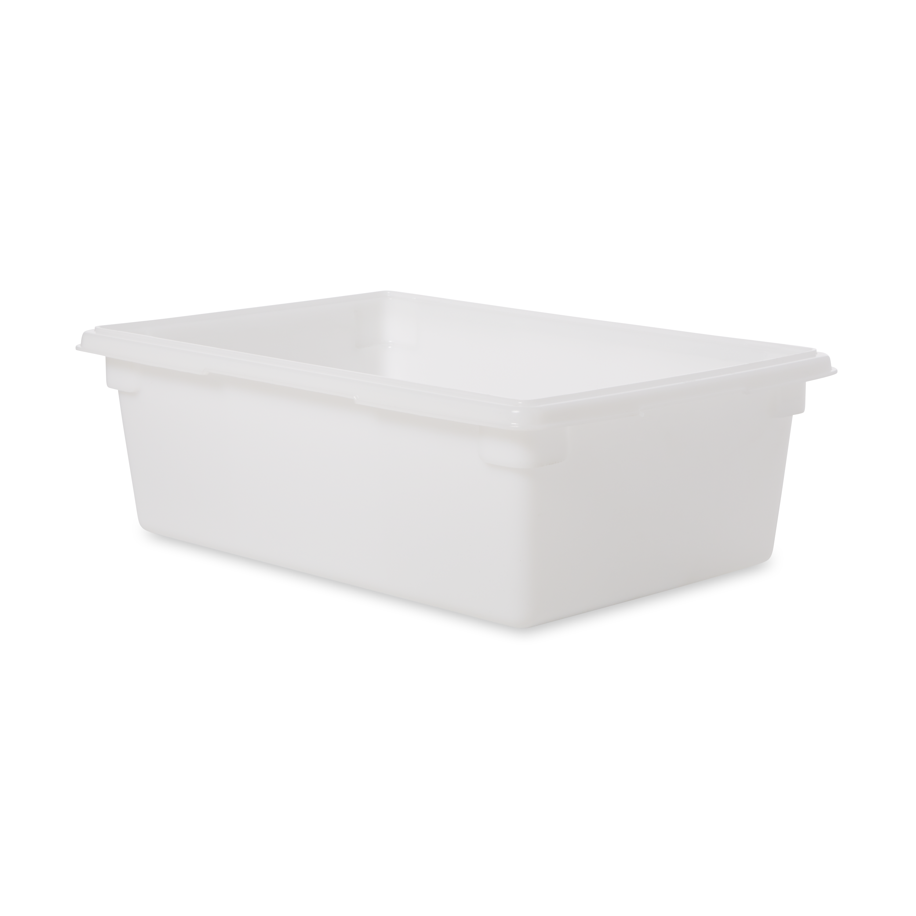 Crystal Clear Square Storage Containers Square Storage Container 12 Qt Clear Rubbermaid Commercial Products