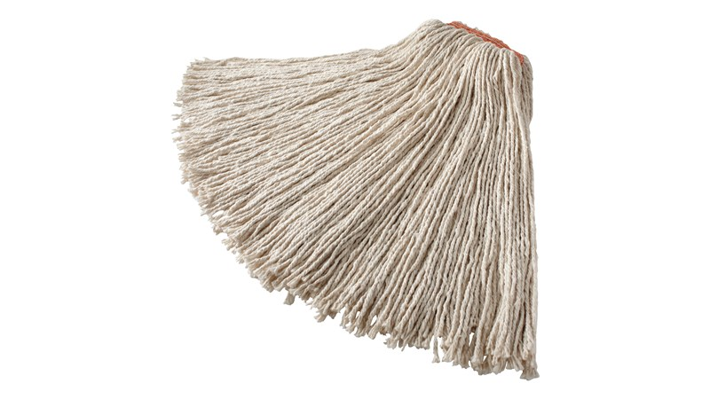 The Rubbermaid Commercial Cut End Mop is ideal for general purpose cleaning.