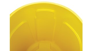 Innovative venting channels make lifting out liners up to 50% easier, improving productivity and reducing the risk of injury.