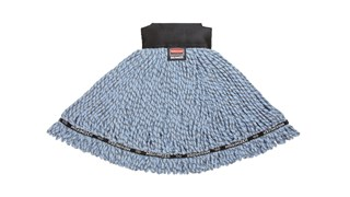 Maximizer™ Wet Mop's unique design delivers the industry-leading mop spread, providing 30% more floor coverage than the standard wet mop to get the job done efficiently.
