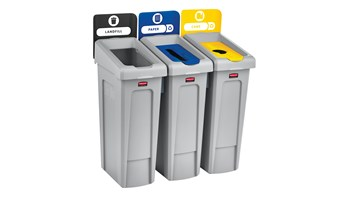 Slim Jim® Recycling Station Kits
