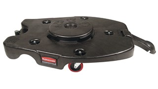 BRUTE® Trainable Dolly is designed for easy mobility and maneuverability of heavy loads.