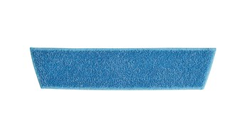 The Light Commercial Microfiber Wet Pad helps clean floors faster and more ergonomically and effectively than traditional string mops for cleaner, healthier facilities.