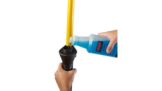 HYGEN™ PULSE Spray Mop provides Healthcare facilities with an ergonomic, bucket-less mopping system to help cover more square feet in less time than traditional systems.