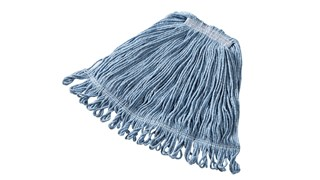 Super Stitch® Blend Mop outperforms and outlasts premium cut-end mops 2 to 1.