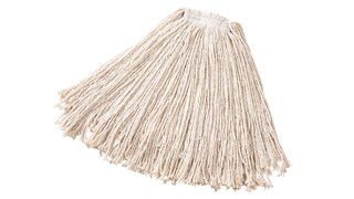 Dura Pro Blend Mop is an economical solution for general-purpose floor cleaning or one-time use.