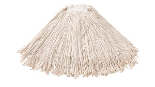 Dura Pro Cotton Mop is an economical solution for general-purpose floor cleaning or one-time use.