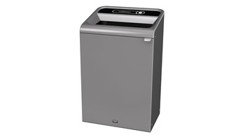 Configure™ 1 Stream Landfill 33 Gal Gray Stenni
