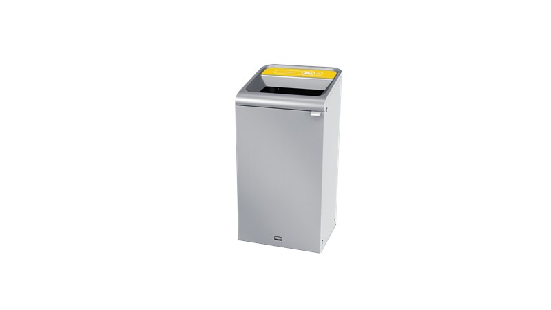 The Configure™ Decorative Waste Containers provide a recycling solution with sleek, smooth surfaces and contoured edges. This recycling system has a modern appearance that will fit seamlessly into any indoor or outdoor commercial environment.