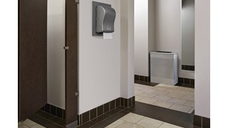 The sleek Silhouettes 13 Gallon FGSR14 Decorative Rectangle Indoor Waste Container has a contemporary perforated pattern designed to seamlessly and beautifully blend with modern facilities and environments. High-quality materials and craftsmanship ensure