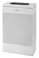 Silhouettes Small Rectangle 13 Gal Stardust Silver Metallic