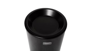 The Metallic Series FG1000 Indoor Sand Urn is constructed from heavy-gauge, fire-safe steel with a sleek design blends nicely with upscale interiors.
