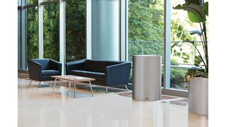 Durable and corrosion-resistant, Atrium® containers are designed to withstand daily use. Exterior surfaces are highly polished for a smooth and blemish-free appearance.