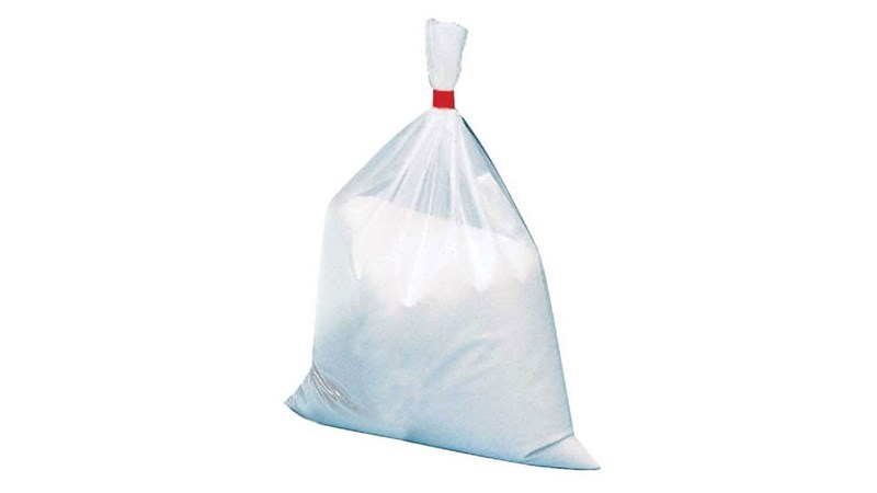 Sand bags are compatible with all smoking management products.