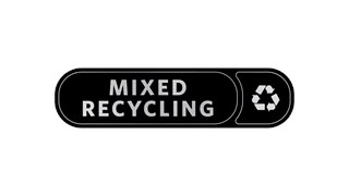 Expert-designed waste stream labels are proven to improve recycling rates.
