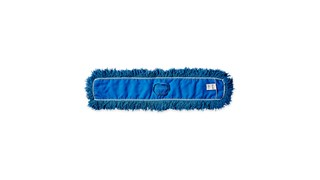 "Twisted-Loop Synthetic Dust Mop 36"" FGJ35500 is a premium prelaundered dust mop that provides maximum durability and optimal cleaning performance."