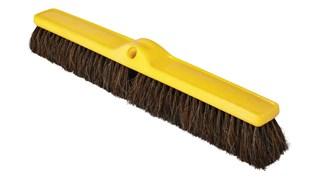 "Fine Floor Sweep 24"" FG9B0300 is a fine floor sweep push broom designed to pick up the finest debris."