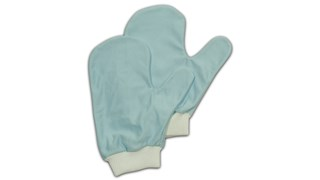 HYGEN™ Microfiber Mitts are designed with premium microfiber construction that leaves no trace of scratches or lint residue behind on glass or mirrored surfaces. The mitts are double-sided to help make cleaning easier in crevices and around irregular surfaces.