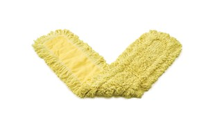 "Trapper® Dust Mop 48"" FGJ15700 is a looped-end, balanced-blend dust mop for general-purpose dust mopping."