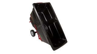 Durable rotational molded Forkliftable Tilt Trucks handle heavy loads up to 1,250 lbs. with ease