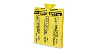 Contains 22 absorbent pads that soak up water and oil quickly and completely for an effective way to deal with spills.