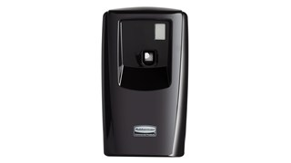 Pump neutralizes odors through its highly effective, programmable, non aerosol delivery system.