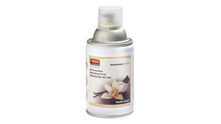 The Rubbermaid Commercial Standard Aerosol refills feature high quality, fresh fragrances that effectively eliminate bad odors.