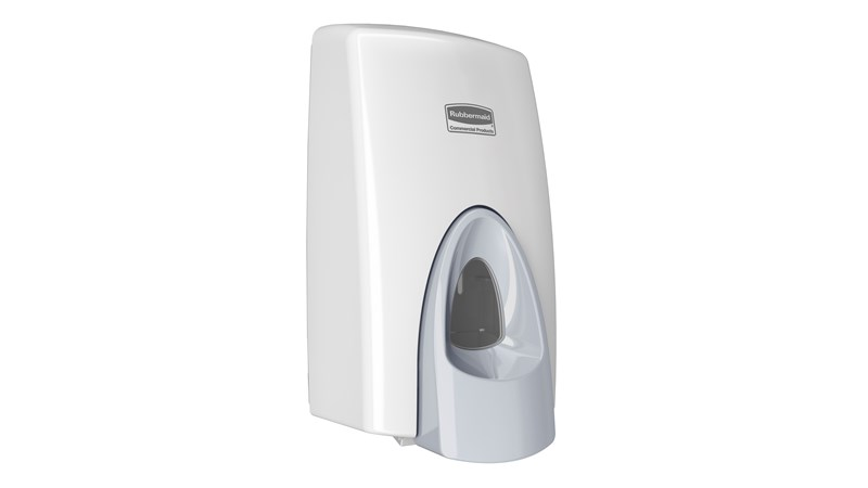 The Manual Foam Dispenser is a wall-mounted system that offers the perfect balance between quality and value.