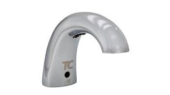 OneShot® Foam Dispenser Low Profile Metal Polished Chrome