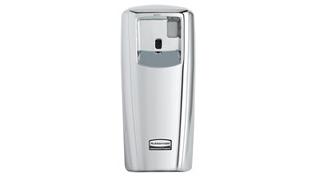 The Standard Aerosol System offers automatic odor control for every budget.
