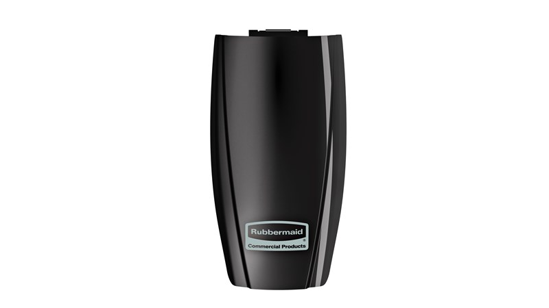 The Rubbermaid Commercial TCell™ is an odor control system that utilizes advanced fuel cell technology to deliver a precise, timed dose of high-quality fragrance for up to 60 days.