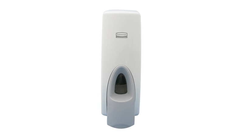 The Manual Spray Soap Dispenser is a cost-effective and environmentally responsible system