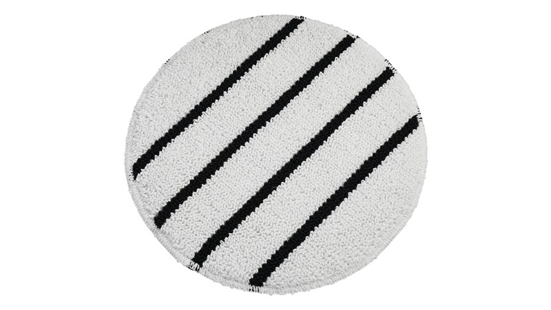 Microfiber Carpet Bonnets are constructed with microfiber that provides better cleaning power and longer product life.