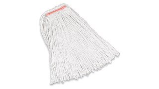 The Rubbermaid Commercial Cut End Cotton Mop is an economical choice for general purpose cleaning.
