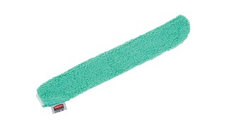 HYGEN™ Microfiber Flexi-Wand Dusting Sleeve is made of a high-pile split microfiber that provides more dusting coverage than low-pile microfiber and works to remove dust from crevices and hard-to-reach places.