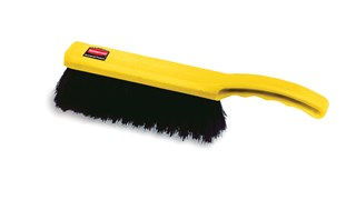 Plastic Block Counter Brush FG634100 is a counter brush with a structural foam block.