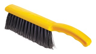 Plastic Block Counter Brush FG634200 is a counter brush with a structural foam block.