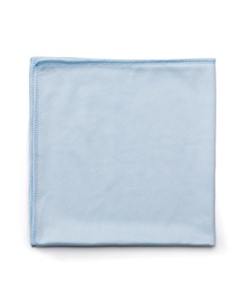 HYGEN™ Mirror and Glass Cloths are designed with premium microfiber construction that leaves no trace of scratches or lint residue behind on glass or mirrored surfaces.